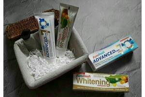Зубна паста Eurofresh Advanced Care