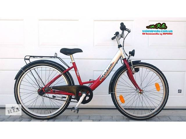 Б/у Велосипед Pegasus Sport&Fun, (Артикул: 2147)- объявление о продаже  в Дунаевцах (Хмельницкой обл.)