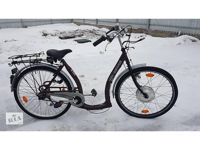 продам Бу Электро велосипеды из Германии от 4500- Веломагазин- VELOED.com.ua бу в Дунаевцах (Хмельницкой обл.)