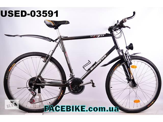 БУ Горный велосипед Batavus-Гарантия,Документы- объявление о продаже  в Киеве