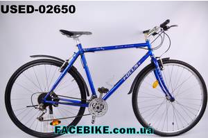 б/в Велосипеди гібриди