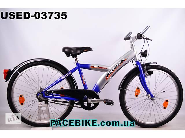 продам БУ Подростковый велосипед Pegasus-Гарантия,Документы бу в Києві
