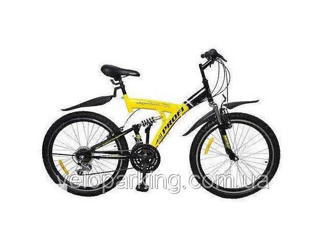 продам Горный велосипед Profi Gambler 26 (2018) бу в Дубно