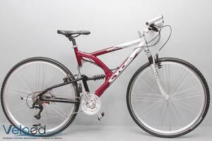 б/у Велосипеды-двухподвесы CYCO
