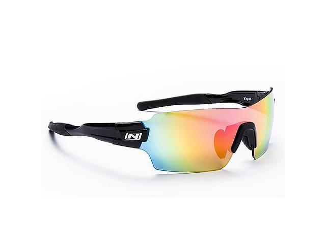 Очки солнцезащитные Optic Nerve Vapor Shiny Black (3 lens sets)- объявление о продаже  в Харькове