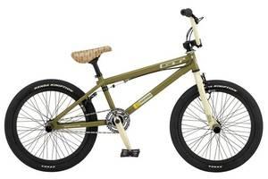 б/у BMX велосипеды GT