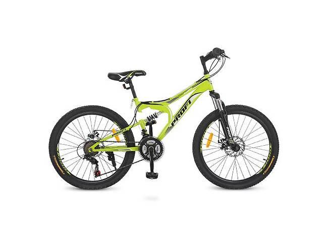 купить бу Велосипед 24 д. G24DAMPER S24.4 в Одессе