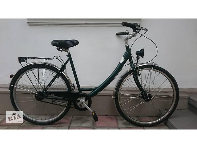"""Велосипед 26"""" планетарка 5 із Німеччини- объявление о продаже  в Бучачі"""