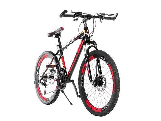 продам Велосипед AGIOM подростковый спортивный TZ-M1607, 24 дюйма бу в Одесі