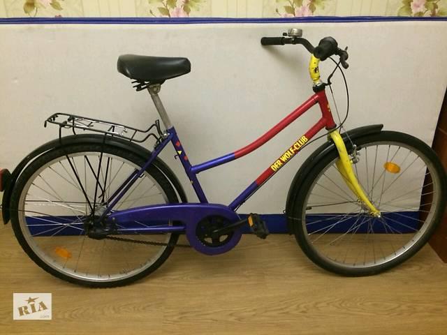 купить бу Велосипед дамка 26 планетарка 7 в Луцьку