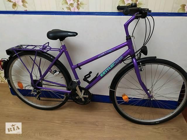 бу Велосипед дамка Kettler 28 алюминиевий в Луцке
