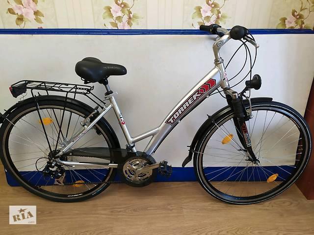 бу Велосипед дамка Torrek 28 алюминиевий в Луцке