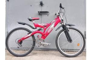 б/в Велосипеди-двопідвіси