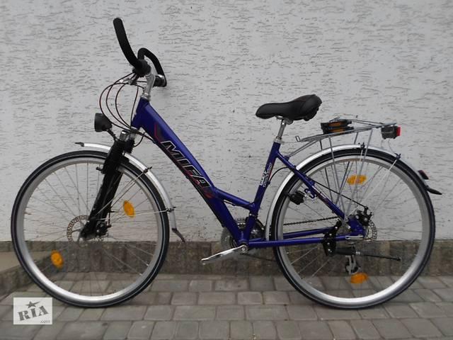 """продам Велосипед MIFA 28"""" з Німеччини Алюмінієвий. бу в Турийске"""