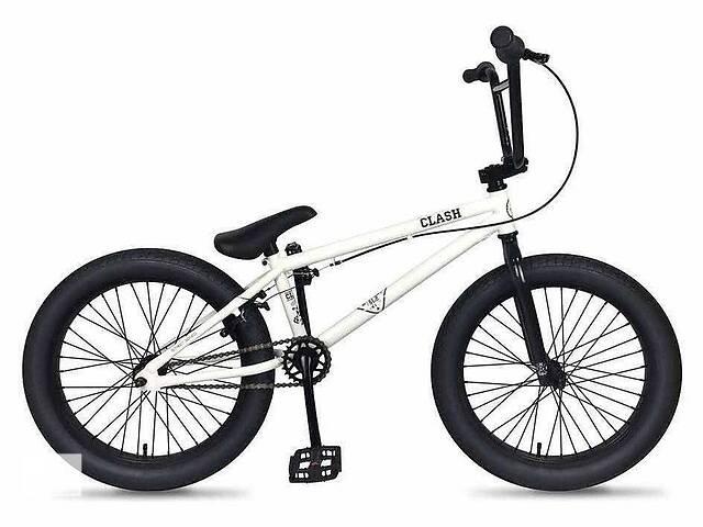 продам Велосипед Outleap BMX Clash White 2019 бу в Киеве