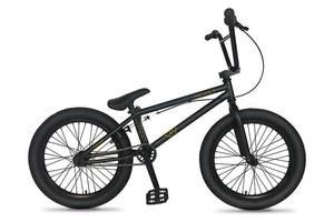 Велосипед Outleap BMX Revolt Blackgold 2019