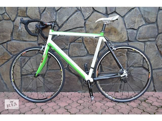 купить бу Велосипед Temporin LP (Alu&Carbon Road Bike)  в Україні