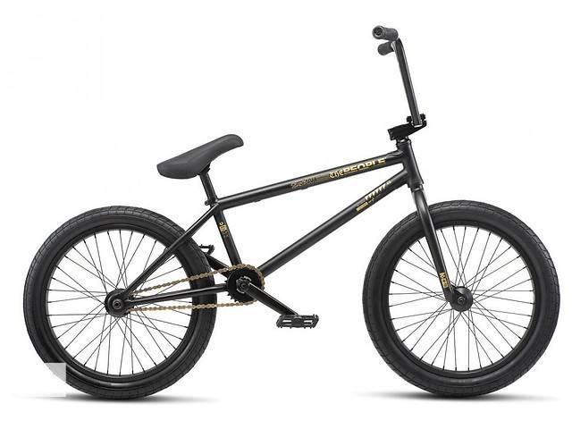 Велосипед WeThePeople BMX Reason 20.75 Matt black 2019- объявление о продаже  в Киеве