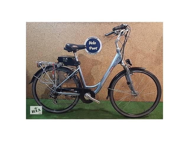 продам Велосипед з електро приводом Cortina S3 виробництво Нідерланди бу в Тернополе