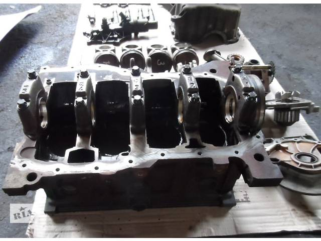 продам Блок двигателя Renault Megane 2 Рено Меган 1.6 16V бензин 2002-2006 бу в Ровно