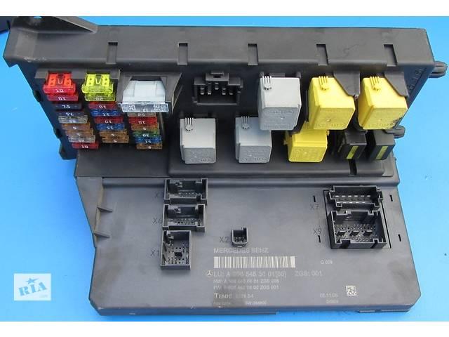 купить бу Блок комфорта предохранителей SAM А9065452101 Mercedes Sprinter 906 315 2006-2012г в Ровно