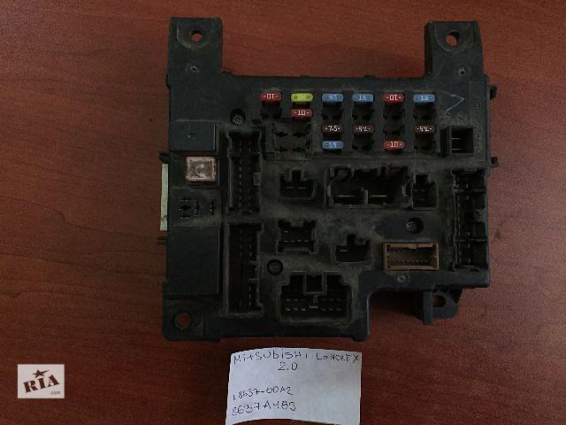 продам Блок предохранителей  Mitsubishi Lancer  L8637-00A2   ,   8637A465 бу в Одессе