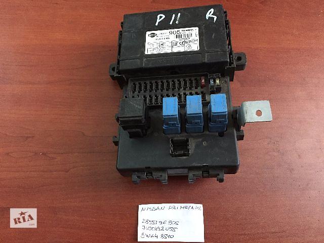 купить бу Блок предохранителей  Nissan Primera  P11  285519F905  7100192055  5WK48540 в Одессе