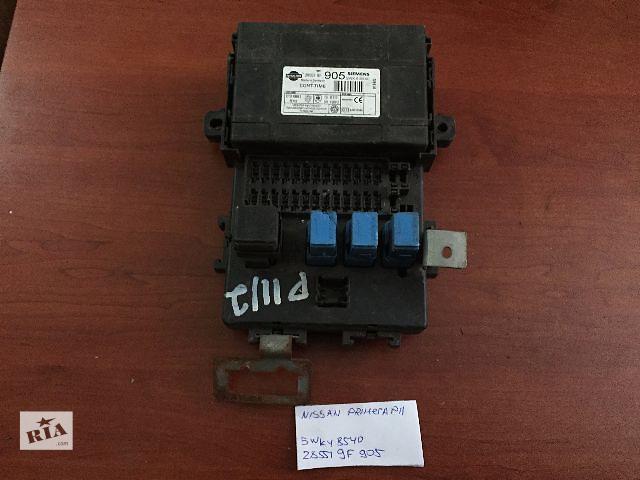 купить бу Блок предохранителей  Nissan Primera P11  5WK48540  285549F905 в Одессе