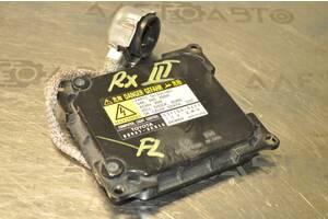 Блок розпалювання Lexus RX350 13-15 85967-0E010 розбирання червоніти Авто запчастини Лексус РХ