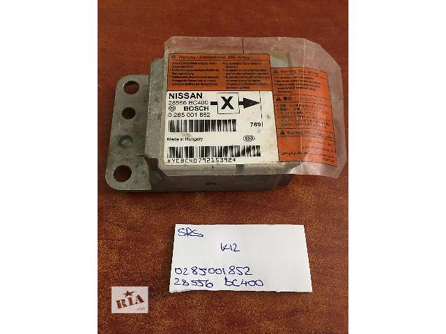 Блок управления airbag  Nissan Micra, Serena  0285001195  285567С100 0285001852  28556 bc400- объявление о продаже  в Одессе