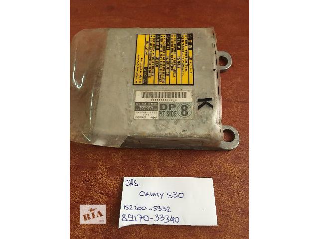 купить бу Блок управления airbag SRS  Toyota Camry  152300-5332  89170-33340  285568m615 в Одессе
