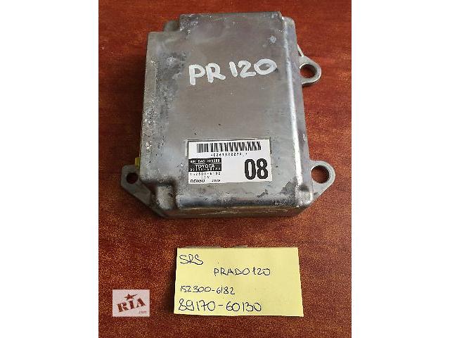 Блок управления airbag  SRS  Toyota Land Cruiser Prado 120   89170-60130- объявление о продаже  в Одессе