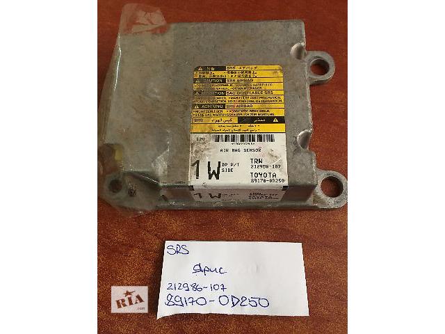 продам Блок управления airbag SRS  Toyota Yaris  89170-0D250  212986-107 бу в Одессе