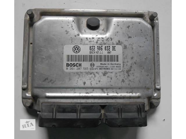 Блок управления бензинового двигателя Мозги 3.2 бензин Volkswagen Touareg Туарег 022906032BE 2003 - 2005- объявление о продаже  в Ровно