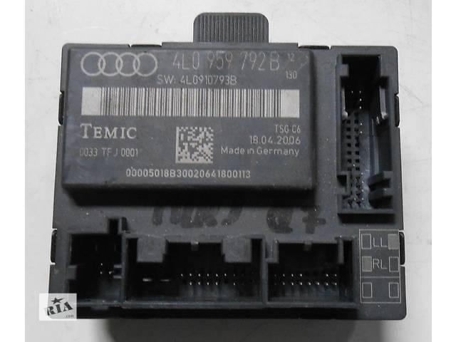 продам Блок управления двери 4L0959792B 4L0959794C 4L0959795C 4L0907290 Audi Q7 Ауди Кю 7 бу в Ровно