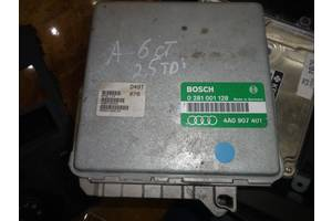 б/у Блоки управления двигателем Audi A6