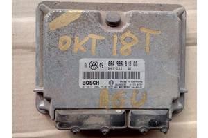 б/у Блоки управления двигателем Skoda Octavia