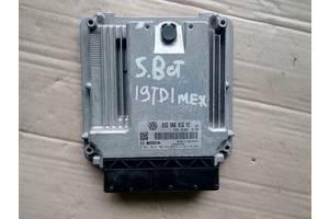 б/у Блоки управления двигателем Skoda SuperB