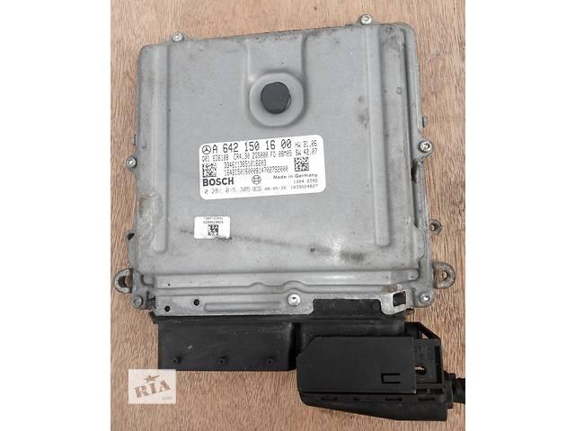 бу Блок управления двигателем ЭБУ A6461500277, A6461506172, Мерседес Спринтер 906 ( 2.2 3.0 CDi) ОМ646, OM642 (2006-12р) в Ровно