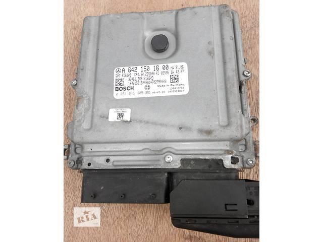 Блок управления двигателем ЭБУ A6461500277, A6461506172, Мерседес Спринтер 906 ( 2.2 3.0 CDi) ОМ646, OM642 (2006-12р)- объявление о продаже  в Ровно