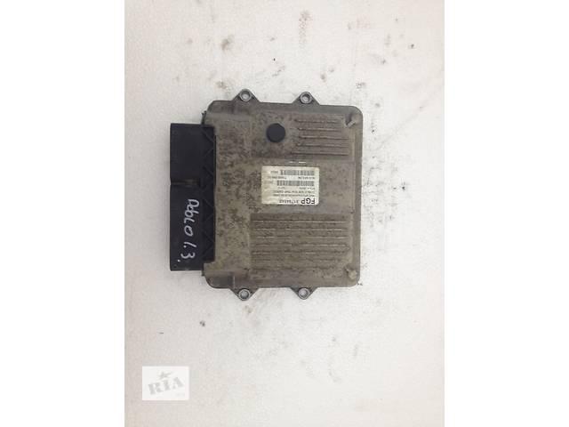купить бу Блок управления двигателем Fiat Doblo 1.3  в Ковеле