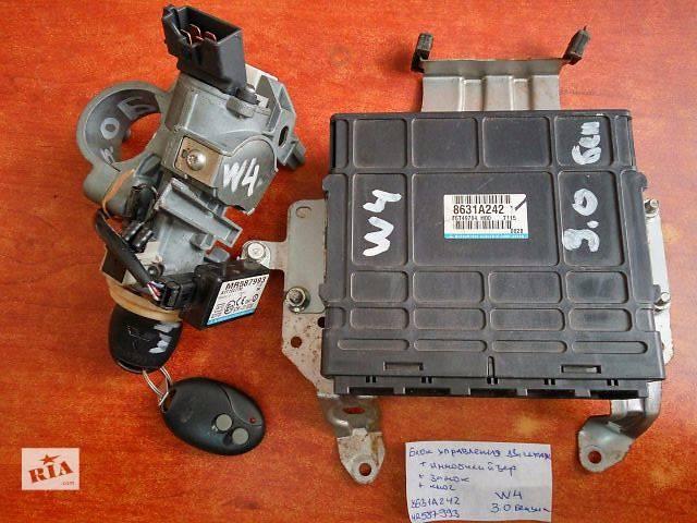 купить бу Блок управления двигателем  Mitsubishi Pajero Wagon    8631A242   MR587993 в Одессе