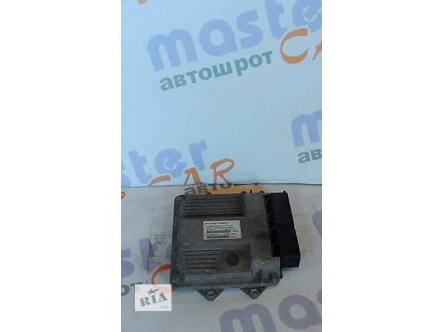 бу Блок управления двигателем на Fiat Doblo/Фіат Добло/Фиат Добло 1.3 MultiJet Мультиджет 2005-2009. в Ровно