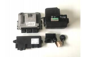 Блок управління двигуном Іммобілайзер замок MINI COOPER R56 R55 1.6 B Комплект під замовлення 4-8 дн.