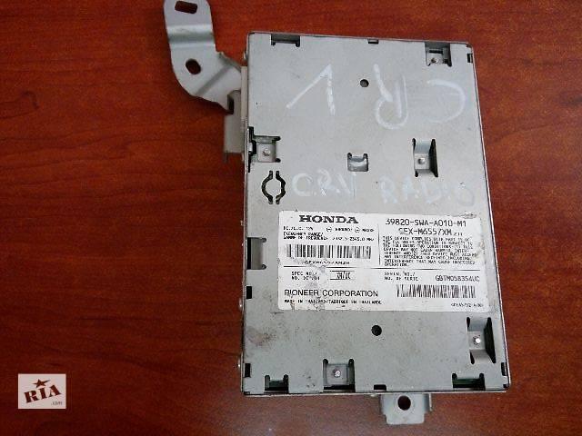 Блок управления  Honda CR-V  39820-SWA-A010-M1- объявление о продаже  в Одессе