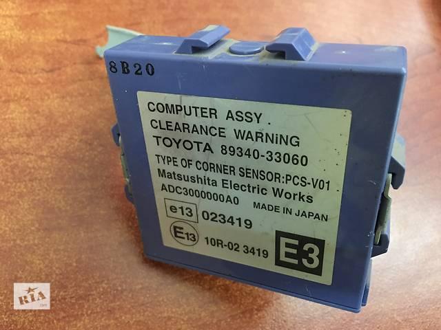 продам Блок управления  Lexus ES350 89340-33060 бу в Одессе