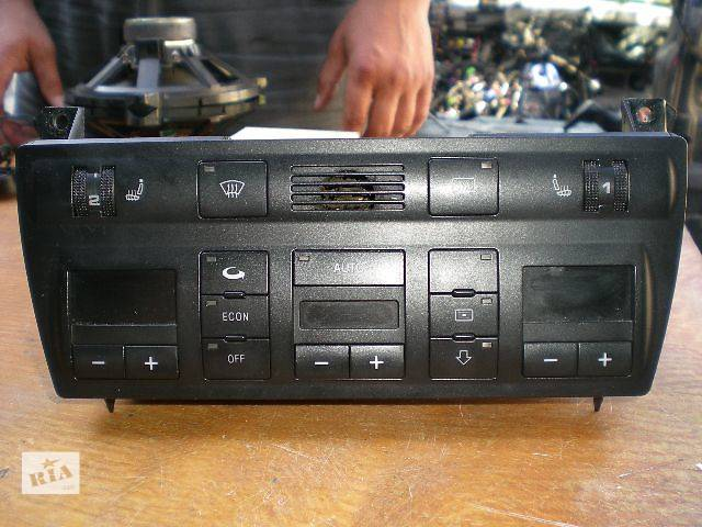 Блок управления печкой/климатконтролем Audi A6- объявление о продаже  в Луцке