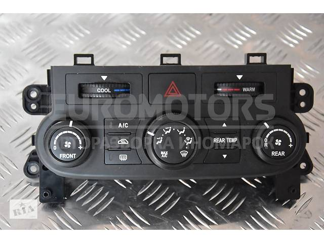 Блок управління пічкою з кондиціонером електро Kia Carnival 2005-2014 972504DXXX 105653- объявление о продаже  в Києві