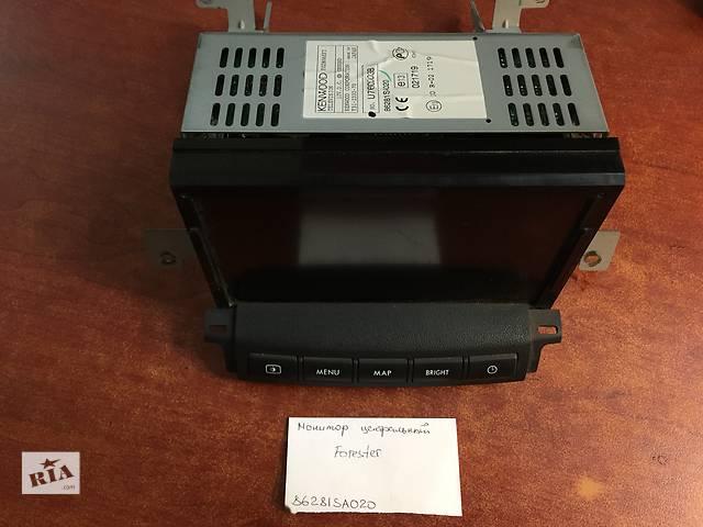продам Монитор центральный  Subaru Forester  86281sa020 бу в Одессе