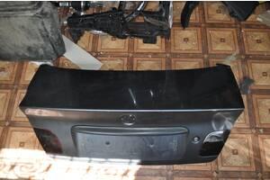 Bmw 3series e46 крышка багажника бмв багажник